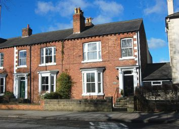 Thumbnail 4 bed terraced house for sale in South Parade, Northallerton