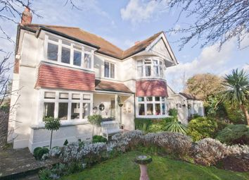 Thumbnail 4 bed detached house for sale in Grove Avenue, Pinner