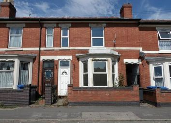 Thumbnail 4 bed terraced house for sale in Walbrook Road, Normanton, Derby, Derbyshire