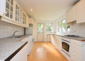 Thumbnail 3 bed terraced house to rent in Engadine Street, London