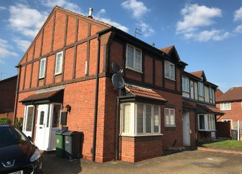 Thumbnail 1 bed semi-detached house for sale in Harebell Close, Walsall