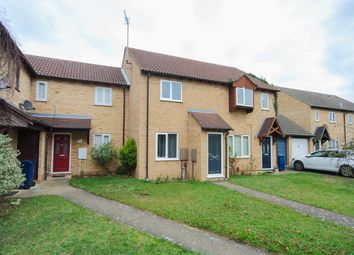 Thumbnail 2 bed terraced house to rent in The Sycamores, Milton, Cambridge