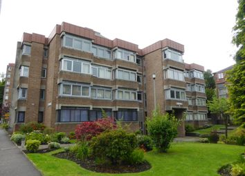 Thumbnail 1 bed flat to rent in Dudley Court, 24 Lethington Avenue, Shawlands, Glasgow
