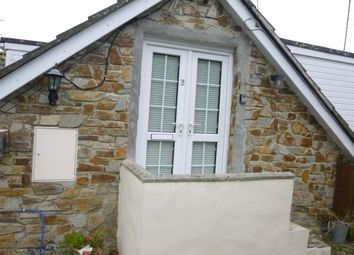 Thumbnail 1 bed flat to rent in Trevarth, Mevagissey, St. Austell