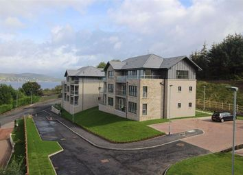 Thumbnail 2 bedroom flat for sale in Cowal View, Gourock