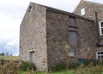 Thumbnail End terrace house for sale in Rigg House, St Johns Chapel, County Durham