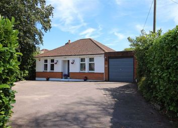 Thumbnail 2 bed detached bungalow for sale in Manor Road, New Milton, Hampshire