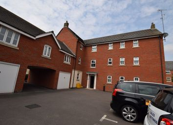 Thumbnail 2 bed flat for sale in Brompton Road, Hamilton, Leicester