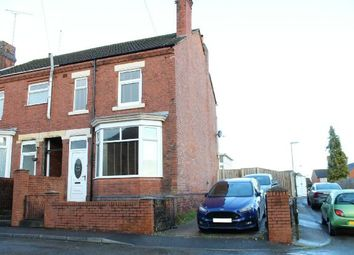 Thumbnail 2 bed end terrace house for sale in Nuttall Street, Alfreton