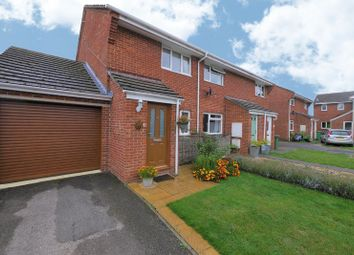 Thumbnail 2 bed semi-detached house for sale in Saw Close, Chalgrove, Oxford