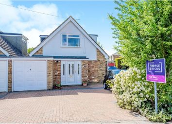 Thumbnail 4 bed detached house for sale in Bedford Crescent, Camberley