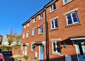 Thumbnail 4 bed town house for sale in Flavius Close, Caerleon, Newport