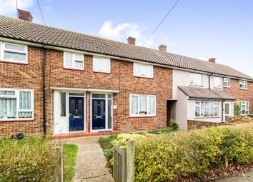 Thumbnail 2 bed terraced house for sale in Chatteris Avenue, Harold Hill, Romford