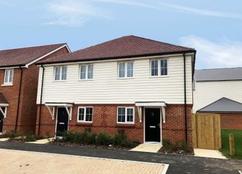 Thumbnail 3 bed semi-detached house to rent in Belmont Place, Southbourne, Emsworth