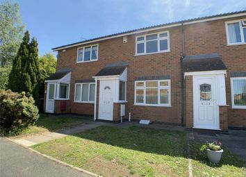 Thumbnail 2 bedroom terraced house to rent in Christopher Close, Peterborough, Cambridgeshire