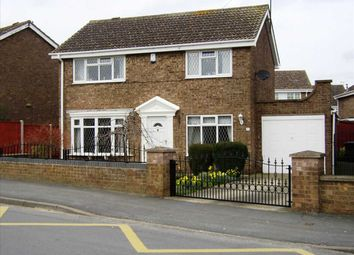 Thumbnail 3 bed detached house to rent in Timberland, Bottesford, Scunthorpe