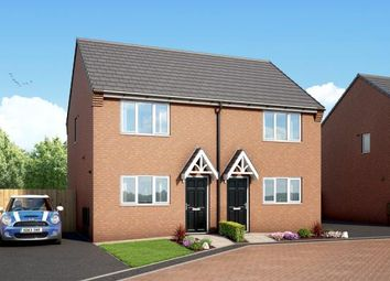 "Thumbnail 2 bed property for sale in ""The Halstead At Kingswood"" at Spring Close, Kinsley, Pontefract"