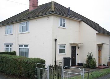 Thumbnail 1 bedroom flat for sale in Fulford Road, Hartcliffe, Bristol