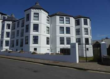 Thumbnail 2 bed flat for sale in The Promenade, Port Erin