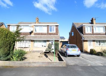 Thumbnail 3 bed semi-detached house for sale in Gatesgarth Avenue, Fulwood, Preston
