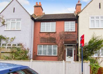 Thumbnail 3 bed terraced house for sale in Grayham Road, New Malden