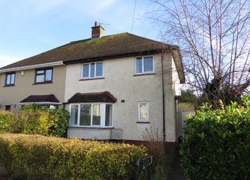 Thumbnail 3 bed semi-detached house for sale in Heol Gam, Pentyrch, Cardiff