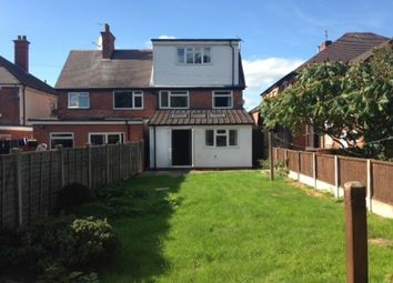 Thumbnail 4 bedroom property to rent in Tithe Barn Road, Stafford