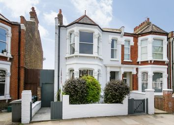 Thumbnail 4 bed semi-detached house for sale in Leighton Gardens, London