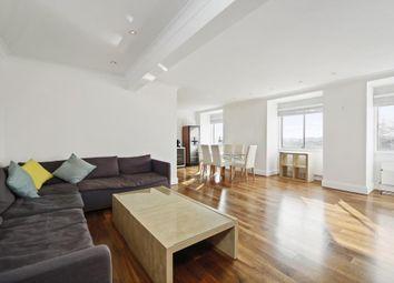 Thumbnail 2 bed flat to rent in Thornbury Court, 36-38 Chepstow Villas, London