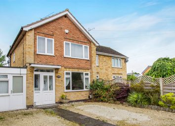 Thumbnail 3 bed link-detached house for sale in Saville Road, Blaby, Leicester