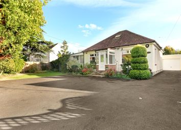 Thumbnail 4 bedroom detached bungalow for sale in Norman Road, Saltford, Near Bath