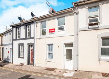 Thumbnail 3 bed terraced house for sale in Brunswick Terrace, Torquay