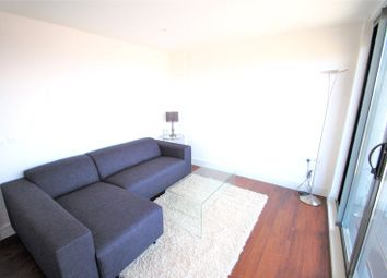 Thumbnail 1 bed flat to rent in Central Apartments, 455 High Road, Wembley