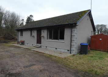 Thumbnail 3 bedroom bungalow to rent in Mintlaw, Peterhead, Aberdeenshire