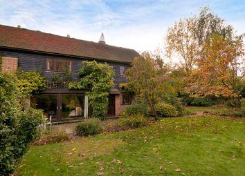 4 bed semi-detached house for sale in School House Lane, Horsmonden, Tonbridge TN12