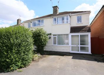 Thumbnail 5 bed detached house for sale in Balcombe Road, Rugby