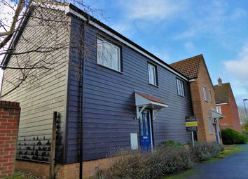 Thumbnail 2 bed flat to rent in Rushmeadow Crescent, Downham Market