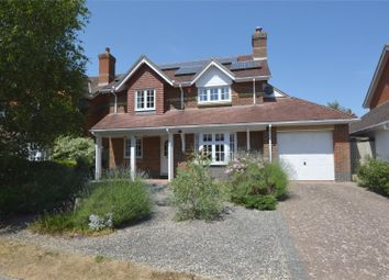 Thumbnail 4 bed detached house for sale in Brackens Way, Lymington, Hampshire