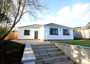 Thumbnail 4 bedroom detached bungalow for sale in Burbidge Close, Lytchett Matravers, Poole