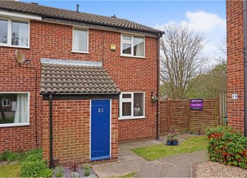 Thumbnail 3 bed semi-detached house for sale in Knipton Drive, Loughborough