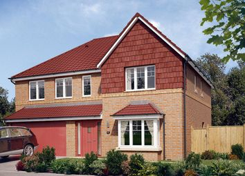 "Thumbnail 5 bed detached house for sale in ""The Kirkham"" at Derwent Close, Stamford Bridge, York"