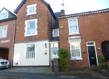 Thumbnail 4 bed end terrace house for sale in Bull Street, Harborne, Birmingham