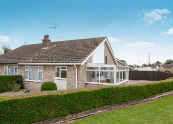 Thumbnail 2 bed bungalow to rent in St Edmund Road, Weeting, Brandon