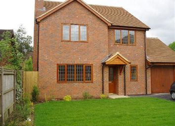 Thumbnail 4 bed detached house to rent in White Acres Drive, Holyport, Maidenhead