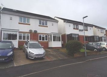 Thumbnail 2 bed property to rent in Hardy Close, Barry