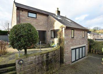 Thumbnail 4 bed detached house for sale in Eccles Road, Chapel-En-Le-Frith, High Peak
