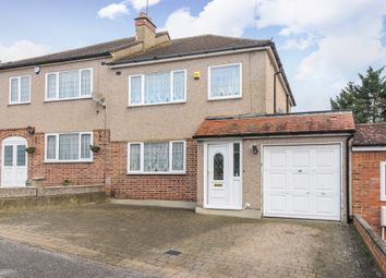 Thumbnail 3 bed semi-detached house for sale in Cranbourne Road, Northwood
