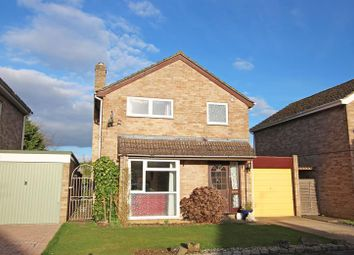 Thumbnail 3 bed detached house for sale in Walkers Close, Freeland, Witney