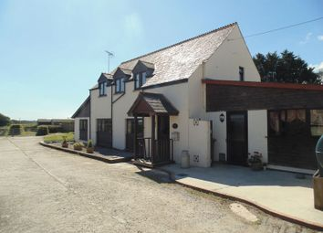 Thumbnail 4 bed equestrian property for sale in Fore Street, Langtree, Torrington