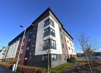Thumbnail 3 bed flat for sale in Cardon Square, Braehead, Renfrew